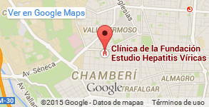 Mapa Clinica Hepatitis Virales